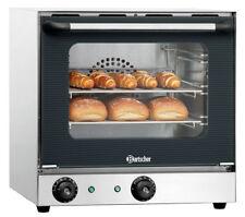 Bartscher Heissluftofen AT 110 mit Umluft Innen + Außen CNS Backofen Ofen 120789