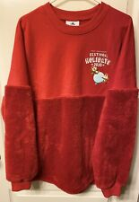 Disney Chip Dale 2020 Festival Of The Holidays Naughty and Nice Spirit Jersey M