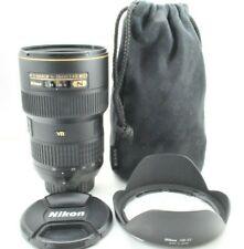 【 N MINT 】 Nikon AF-S NIKKOR 16-35mm f/4 G ED VR Lens from Japan 980