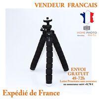 Mini trépied flexible pour appareil photo compact