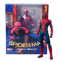 Homecoming Spiderman PVC Action Figure Collectible Spider Man Model Toy Gift