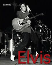 ELVIS A LIFE IN PICTURES- APERBACK BRAND NEW UNREAD DAY U PAY IT SHIPS FREE