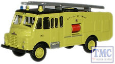 76GG004 Oxford Diecast 1:76 Scale OO Gauge Coventry Fire Brigade Green Goddess