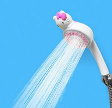 Kids Love It Cartoon Hello Kitty Home Bath ABS Shower Head Fit Most Interface