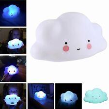 Mignon Mini Soleil Lune Nuage Blanc étoile lampe LED Veilleuses bébé Enfants