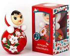 Classic Russian toy Nevalyashka Painted Tumbler Roly Poly 15cm