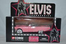 Corgi Toys 39901 Elvis Thunderbird  perfect mint in box all original condition