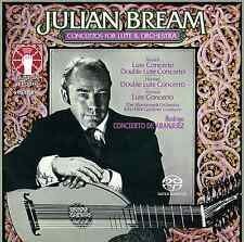 Julian Bream • Concertos for Lute and Orchestra - CDLX7333