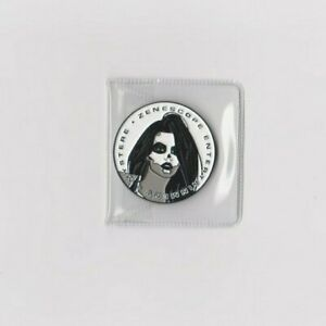 Mystere Voodoo Berry September 2021 Cereal Prize Collectible Coin Zenescope