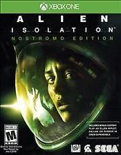 Alien: Isolation (Microsoft Xbox One, 2014) USED GAME MINT