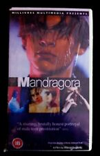 MANDRAGORA Riveting Rare Gay Interest VHS Video Brutal Portrayal Prostitution.