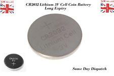 5X CR2032 Battery Lithium Coin Cell 3V Battery Brand New UK Seller Long Life Exp