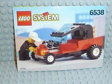 LEGO® Town Classic Bauanleitung 6538 Rebel Roadster ungelocht BA Anleitung