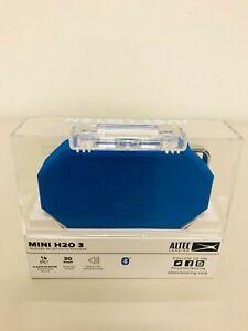 Altec Lansing mini h20 2 speaker - wireless speaker blue