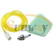 Luftfilter + Zündkerze Benzinfilter passend für Partner 350 351 370 371 390 420
