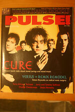 Magazine Lot the Cure Robert Smith Pulse Trouser Press Music Connection Who