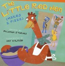 The Little Red Hen (Makes a Pizza) (Hardback or Cased Book)