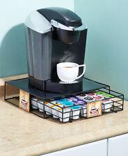 Vintage Nostalgic Coffee Pod Drawer Cup Latte Java Mocha Coffee Machine Holder