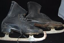 Vintage Ice Skates by Lillywhites of Picadilly