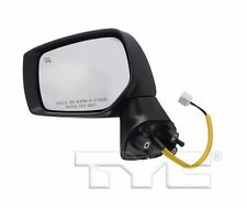 TYC Left Side Mirror for Subaru Legacy/Outback Power, Heated 2015-2016 Models