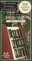 Realtree(tm) Majestic Bible Tabs - Camo Version