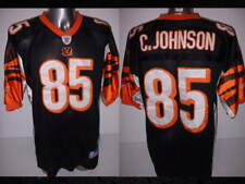 Cincinnati Bengals Johnson adulto XXL 56 Camiseta Jersey Reebok Nfl Football Vintage
