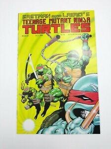 Teenage Mutant Ninja Turtles #26 Mirage 1989 Eastman Laird NM High Grade