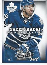 2013-14 Panini Absolute Hockey Boxing Day NAZEM KADRI NHL #16