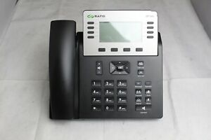 Zultys Zip 36G IP Business Phone W/ Handset and Stand