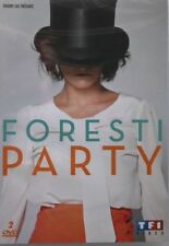 COFFRET 2 DVD NEUF FLORENCE FORESTI - PARTY - BERCY