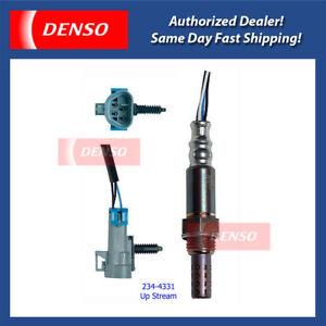 Denso Oxygen Sensor Up Stream for 07-12 Chevrolet, GMC, Hummer, Isuzu, 234-4331