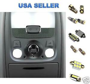 9X LED Lights Interior Package Kit FOR Audi A6 RS6 C7  2012+