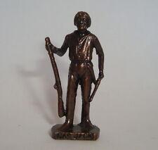 Kinder ancien métal Mettalfiguren Berühmte Indianer n°4 Cap Jack scame Brüniert