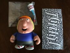 "VTG KIDROBOT 3"" FAMILY GUY CHRIS GRIFFIN SERIES 1 TOY VINYL FIGURE RARE LIMITED"