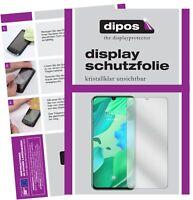 5x Schutzfolie für Huawei nova 5 Pro Display Folie klar Displayschutzfolie