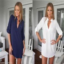 Unbranded Chiffon Oversize Dresses for Women