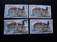 SUEDE - timbre yvert et tellier n° 2025 x4 obl (A29) stamp sweden (A)