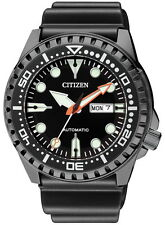 Citizen Automatic Diving Rubber Strap Men's Watch NH8385-11E