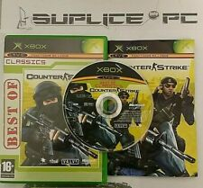 COUNTER STRIKE (AVEC NOTICE) - XBOX - JEU FR