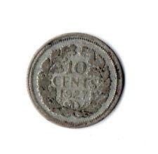 10 Cents - 1927 - Niederlande - Wilhelmina - (f8n338)