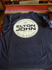 TEE SHIRT ELTON JOHN NEUF