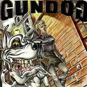 "GUNDOG ""A DOG'S EYE VIEW"" CD, NEW! STREETPUNK-OI!-SKINHEAD-COCK SPARRER-4 SKINS"