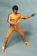 NEW 1/6 action figure Bruce Lee headplay Dress suit Death Parade suit