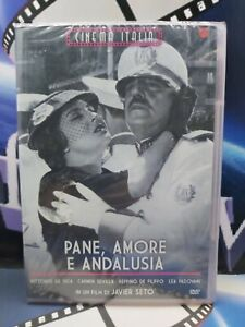 Pane amore e Andalusia - dvd