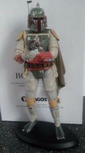 DeAgostini Star Wars - Boba Fett Limited Edition Statue/FIGURINE 8 inch
