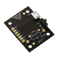 Kitronik Micro USB breakout junta, con interruptor de encendido Arduino PI