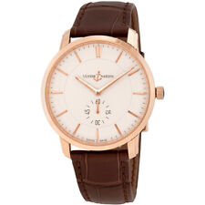 Ulysse Nardin Classico Eggshell Dial Mens Hand Wound Watch 8206-158-2/31
