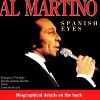 Al Martino Spanish eyes (compilation, 15 tracks, Success) [CD]