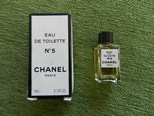 Miniature eau de toilette N° 5 CHANEL