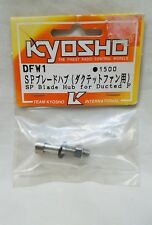 Kyosho SP RC Plane Blade Hub for Ducted Fan Blade DFW1